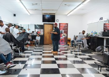 What Is Barbershop Therapy?